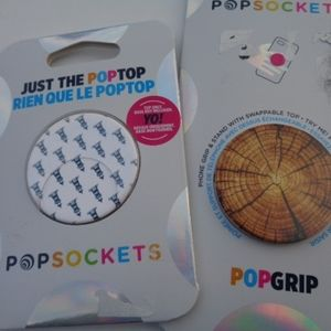 PopSocket Accessories - Popsockets and poptop